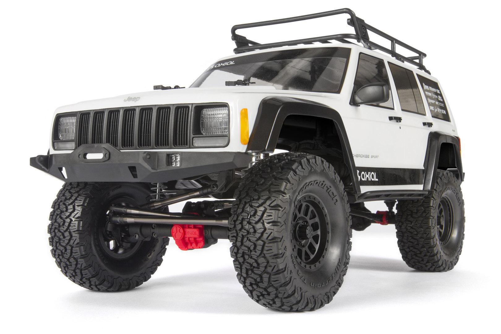 axial scx10 ii 2000 jeep cherokee crawler bausatz kit kaufen. Black Bedroom Furniture Sets. Home Design Ideas