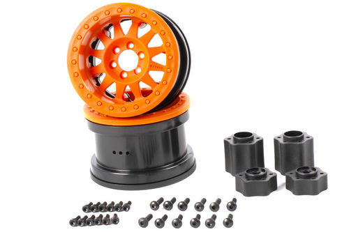 "Axial 2.2"" IFD-Beadlock-Felgen Method orange"