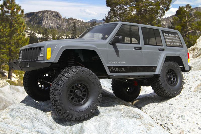 axial scx10 ii 2000 jeep cherokee rtr crawler online kaufen. Black Bedroom Furniture Sets. Home Design Ideas
