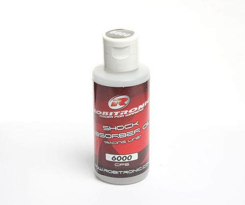 Robitronic Silicon Differentialöl 6000 CPS (50 ml)