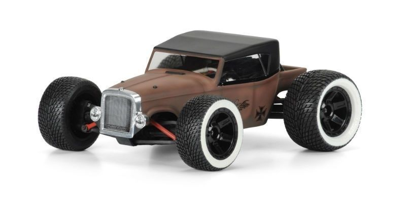proline rat rod karosserie klar 1 16 traxxas e revo online. Black Bedroom Furniture Sets. Home Design Ideas