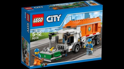 LEGO 60118 City Müllabfuhr