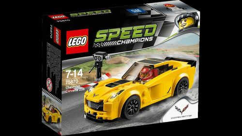 LEGO 75870 Speed Chevrolet Corvette Z06