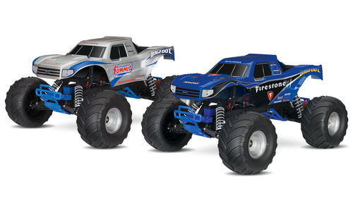TRAXXAS BIGFOOT RTR 1/10 Monster Truck 2WD