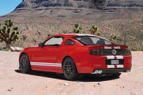 Jamara Ford Shelby GT500 1:14 rot 40Mhz