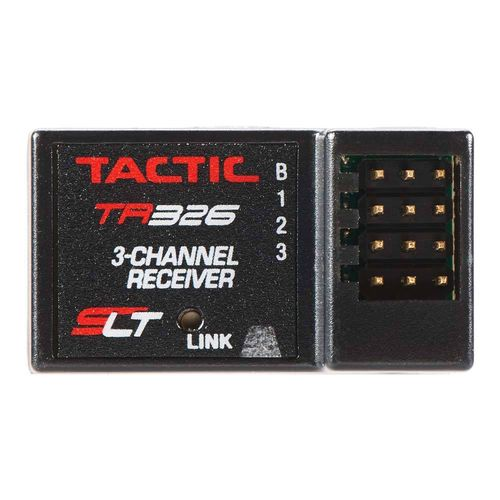 Tactic TR326 3-Channel SLT High Voltage Empfänger