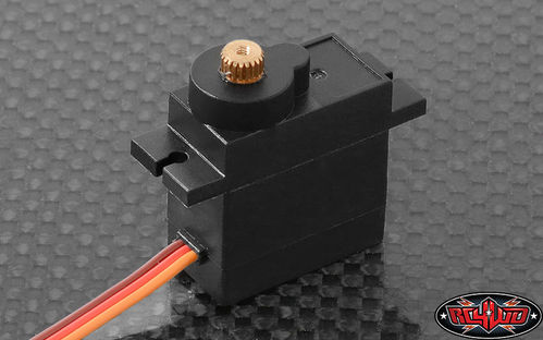 RC4WD 9G Analog Metal Gear Micro Servo