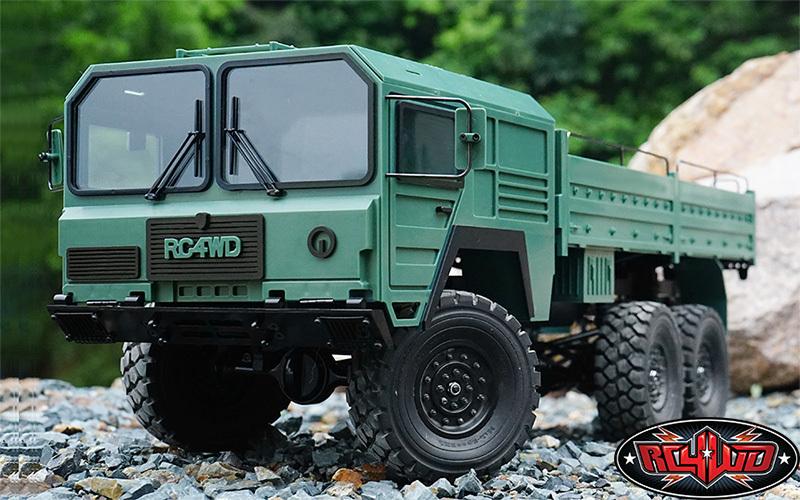 RC4WD Beast II 6x6 Truck RTR RC Modellbau LKW Crawler