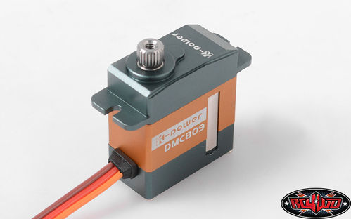 RC4WD Heavy Equipment Mini Valve Servo 3,8kg
