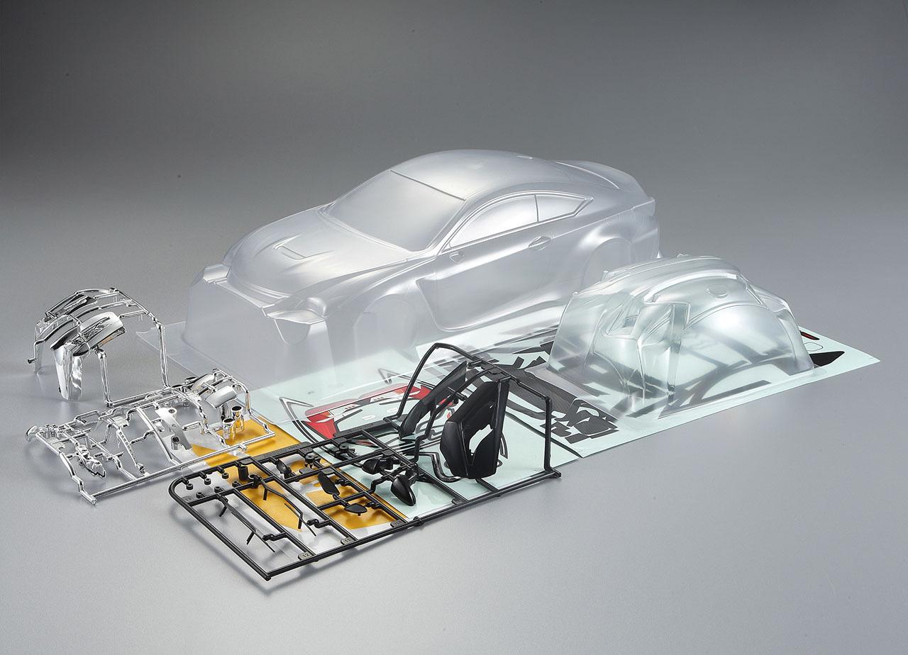 Ersatz Kunststoff Spiegel Rückspiegel für 1:10 Fernbedienung Modellbau Teile