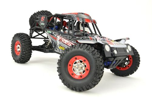 "WLToys Desert Buggy 1:12 mit 2,4Ghz ""Tiger"" 4WD 50 km/h RTR"