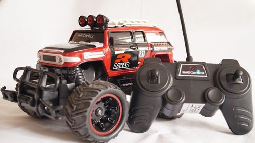 "Revell Control RC Construction 1:20 Bausatz Kit Car ""DAKAR"""