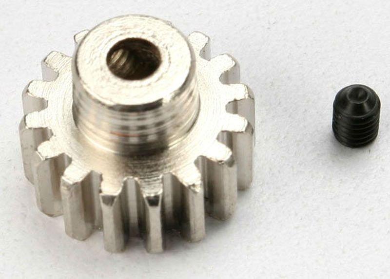 Traxxas Stahl-Antriebsritzel 19 Zähne 32DP für 3mm Welle