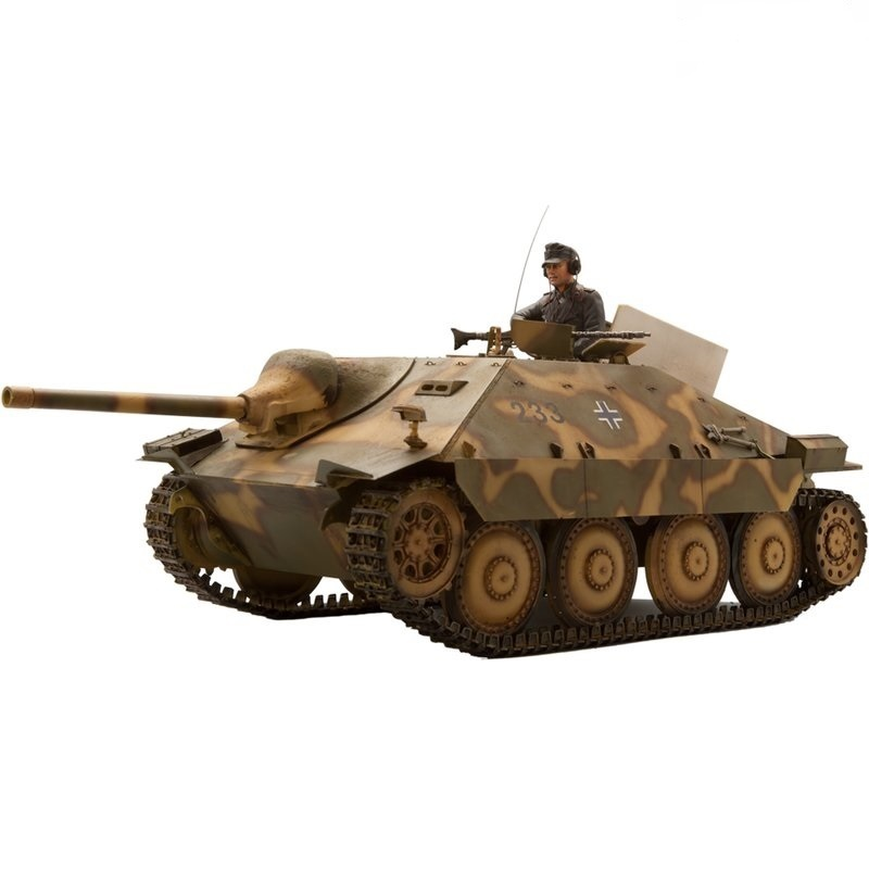 1 16 bausatz jagdpanzer 38 t hetzer mittlerer produktion. Black Bedroom Furniture Sets. Home Design Ideas