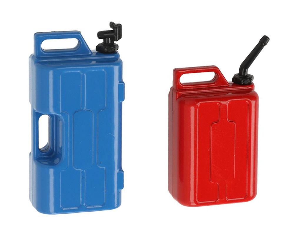 Robitronic Benzinkanister Und Wasserkanister 1 10 Dekorset Kaufen