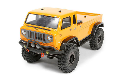 Axial Jeep Mighty FC Body - Clear