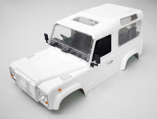 RC4WD 1/10 Land Rover Defender D90 Hard Plastic Body