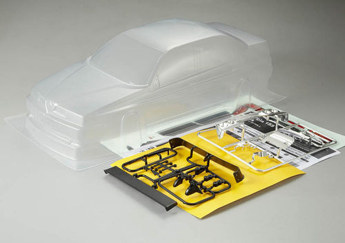 Killerbody Alfa Romeo 155 GTA Karosserie clear Kit