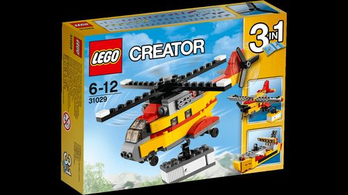 LEGO 31029 Creator 3in1 Transporthubschrauber