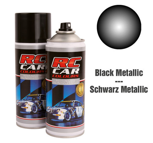 Ghiant Lexan Spray Schwarz Metallic 935 150ml