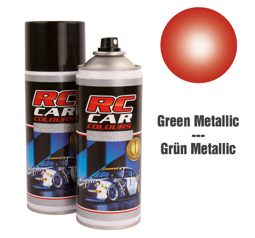 Ghiant Lexan Spray Rot Metallic 937 150ml