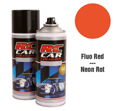 Ghiant Lexan Spray Fluo Rot 1005 150ml