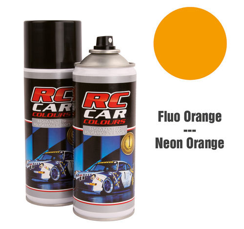 Ghiant Lexan Spray Fluo Orange 1006 150ml