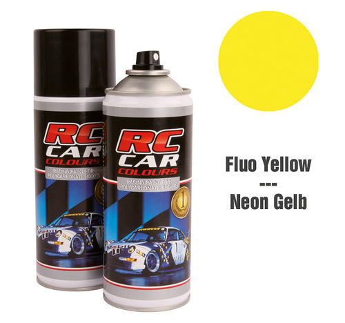 Ghiant Lexan Spray Fluo Gelb 1007 150ml