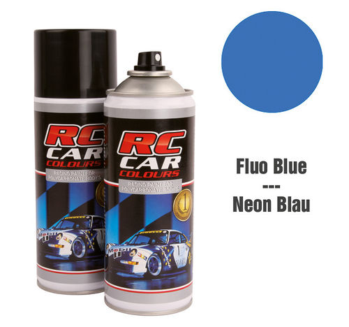 Ghiant Lexan Spray Fluo Blau 1014 150ml