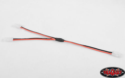 RC4WD Y Harness with Tamiya Stecker Leads