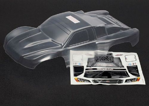 Traxxas Slash 1:10 Karosserie Clear Body