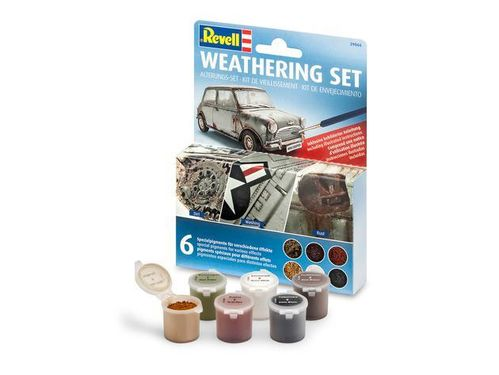 Revell Weathering Set 6 Pigmente 39066