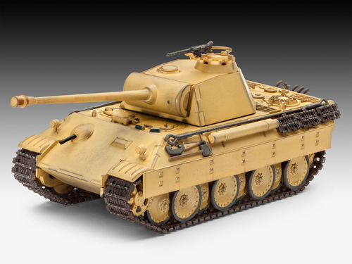 Revell PzKpfw. V Panther Ausf. D/Ausf. Maßstab 1:72