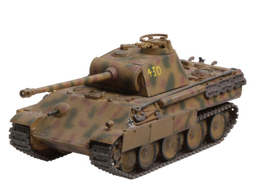 Revell PzKpfw. V Panther Ausf. G/Ausf. Maßstab 1:72