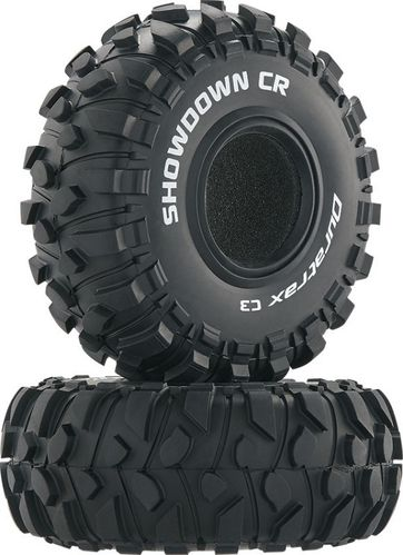 "Duratrax 2.2"" Reifen Showdown CR C3 1/10"