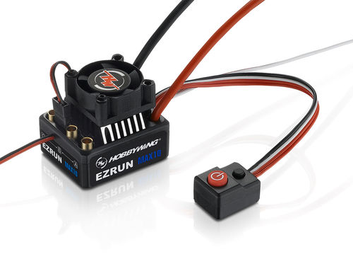Hobbywing Ezrun MAX10 Brushless 60A 2-3S