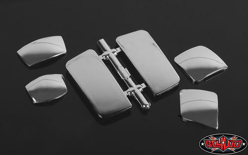 RC4WD Mirror Parts for Tamiya 1/14 Benz/Actros Model