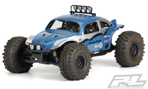 Proline Volkswagen Baja Bug Clear Body Yeti 1:10
