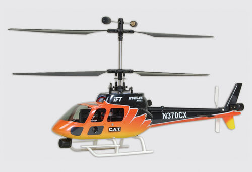 Ares IFT Evolve 300 CX Helikopter Ready-to-Fly Mode 2