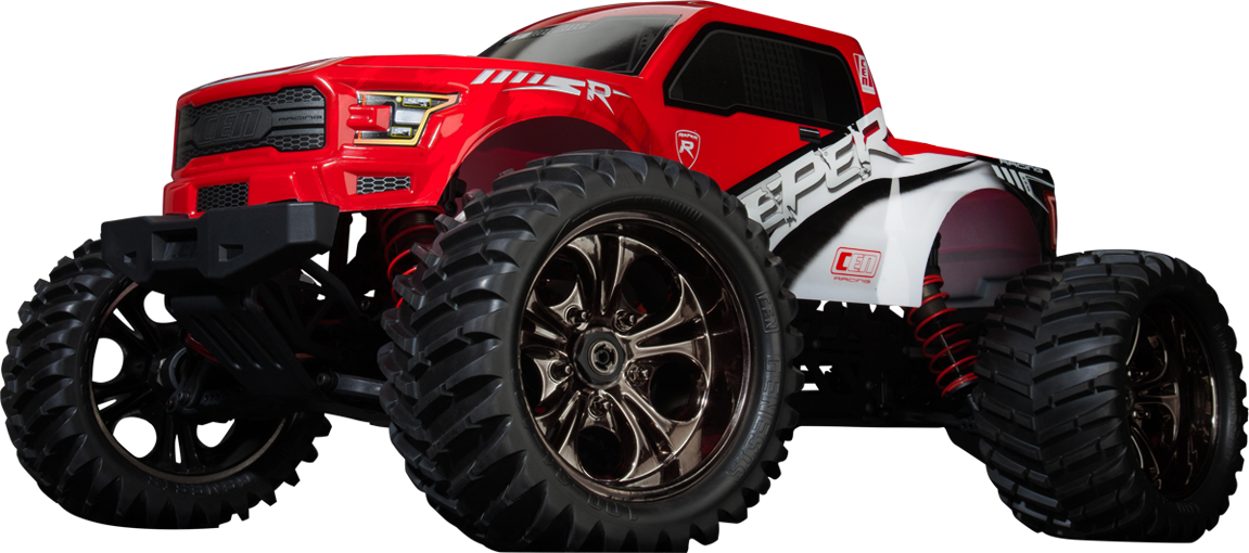 cen reeper monster truck 1 7 brushless online bestellen kaufen. Black Bedroom Furniture Sets. Home Design Ideas