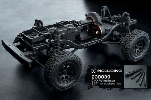 MST CMX 1/10 4WD High Performance Crawler KIT