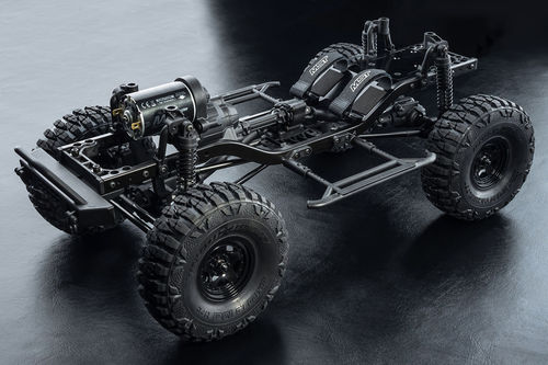 MST CFX 1/8 4WD Scale Crawler KIT Radstand 300 / 313mm