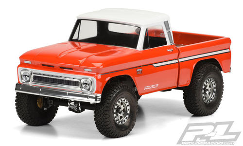 ProLine Chevrolet C-10 Karo klar (Cab&Bed) 313mm