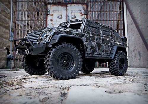 TRAXXAS TRX-4 Tactical Military-Look Crawler 1/10 2.4GHz
