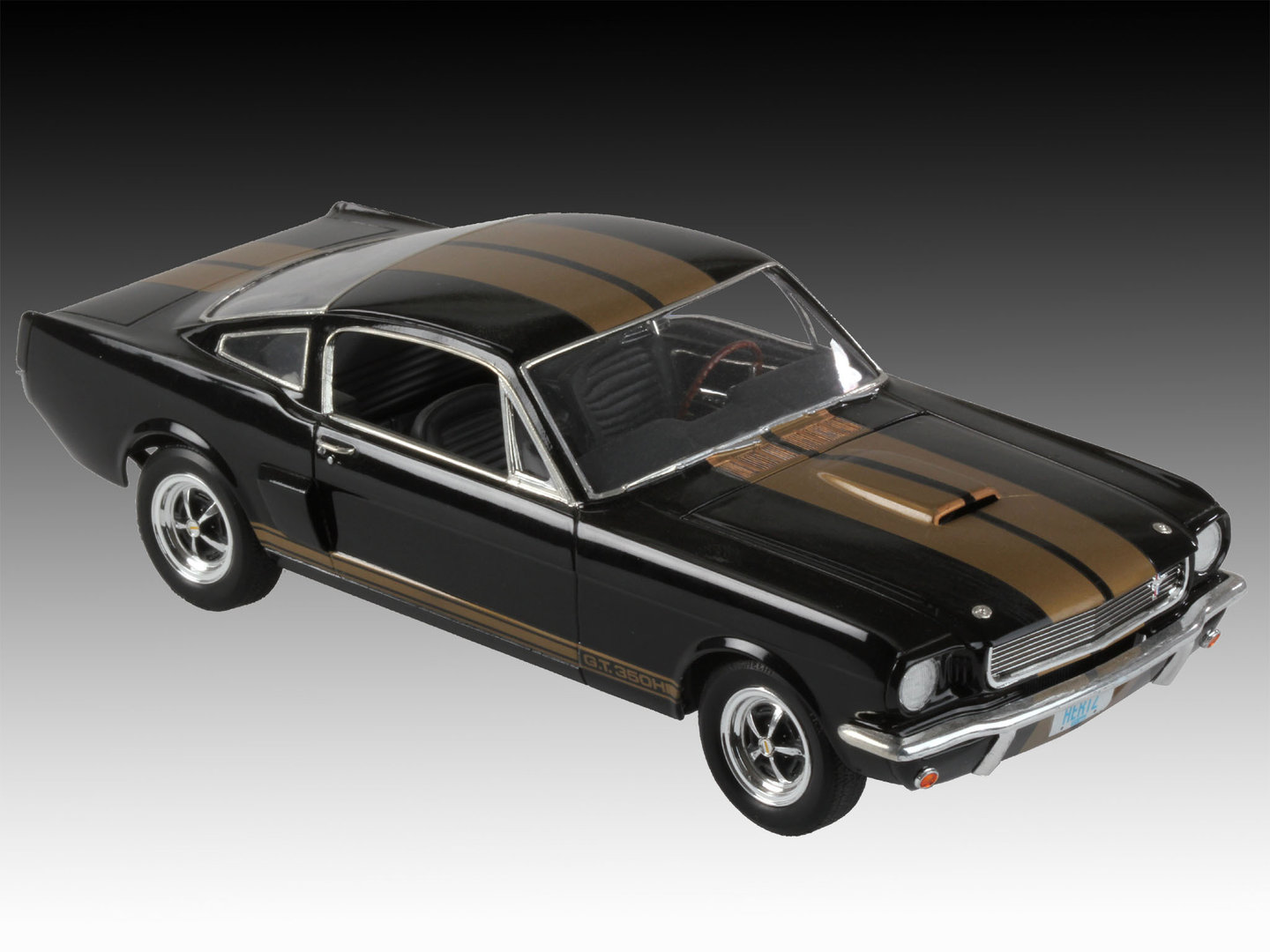 revell geschenkset shelby mustang gt 350 67242 online kaufen. Black Bedroom Furniture Sets. Home Design Ideas