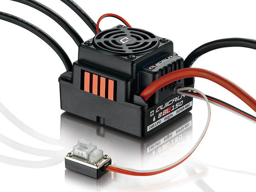 QuicRun WP8BL150 Brushless Regler 150A für 1:8