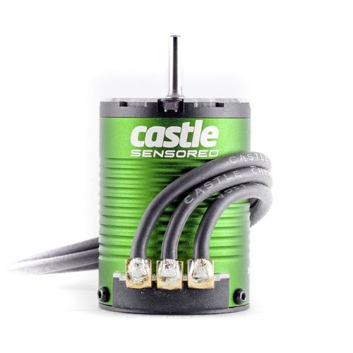 Castle Brushless Motor 1406-4600KV für 1:10