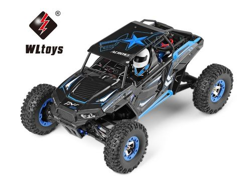 "WLToys Desert Buggy 1:12 mit 2,4Ghz ""Storm"" 4WD 50 km/h RTR"