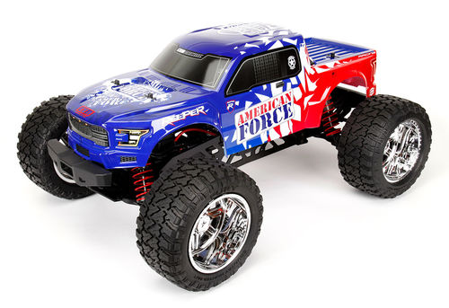 CEN Reeper 1:7 Monster Truck American Force Edition Brushless