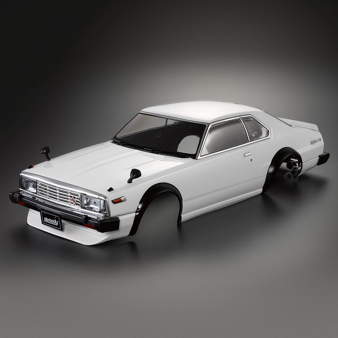 killerbody nissan skyline 2000 turbo gt es karo wei kaufen. Black Bedroom Furniture Sets. Home Design Ideas